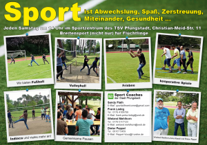 Sportcoaches